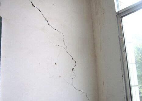 墙面裂缝修补方法 五种常见的墙面裂缝处理