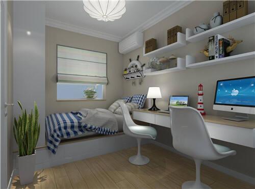 6平米小卧室装修榻榻米怎么做 八大超好用的小卧室装修技巧