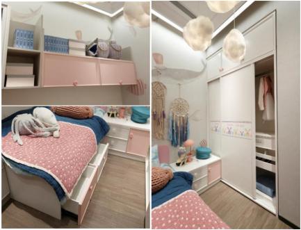 欧铂丽定制家居,给孩子一个专属成长空间