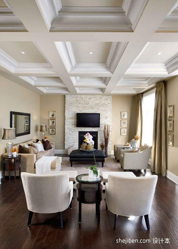 新中式风格装修样板的特点和设计风格的装饰点