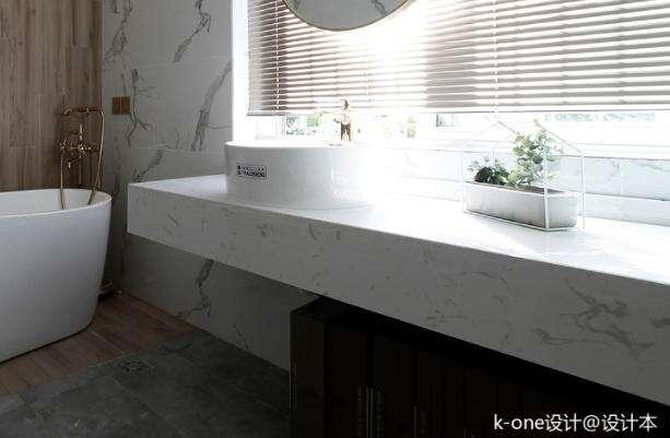 科勒洗手台有什么优点?洗手台有哪些常见的材质
