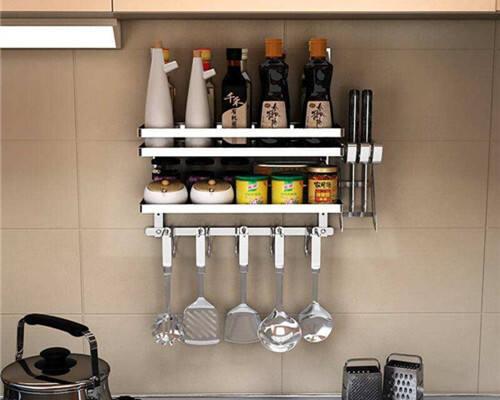 厨房不锈钢置物架如何挑选 选购不锈钢置物架要注意什么