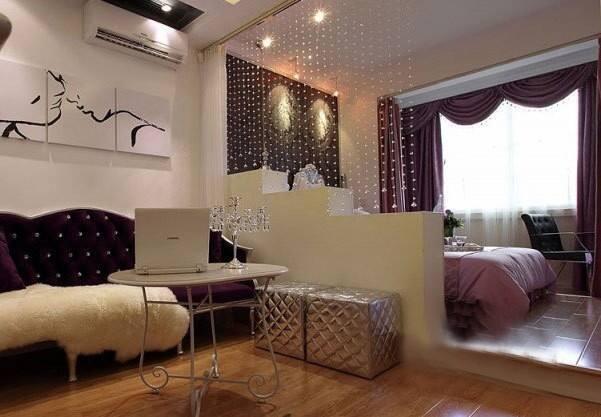新年客厅扩容 小户型空间布置十大方案