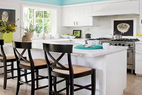 厨房也时尚 厨房百变风格设计秀
