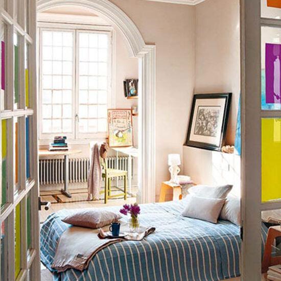 懒人最爱 超个性的6款慵懒卧室
